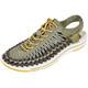 Keen Uneek Sandals Men Deep Lichen/Golden Yellow